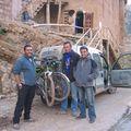 1- partis avec Tarik et Driss pour quelques jours dans le Haut Atlas