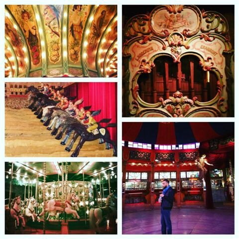 Musée des arts forains ©Kid Friendly