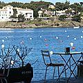 Chaise sur mer (Cadaqués, mai 2013)