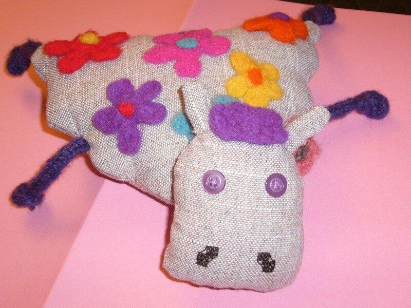 DoudouSwap - Mouton envoyé à Colette (Doudouswap)