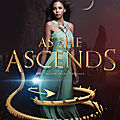As she ascends [fallen isles #2] de jodi meadows