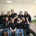Tielle Team - Qualif ETC D1 2014
