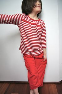 Une Petite Fourmi - vêtement fille - 13