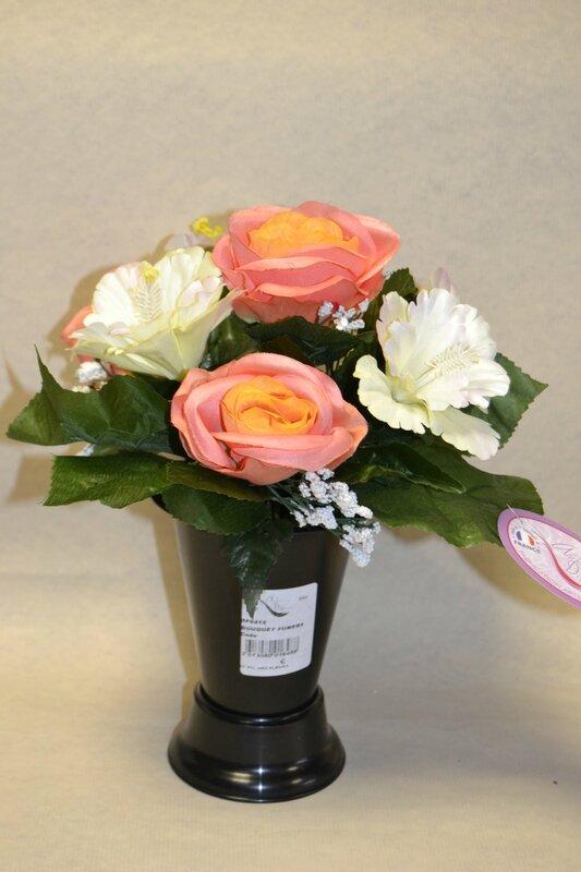 bouquets artificielles pour vase (7)