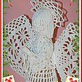 Ange crochet 4