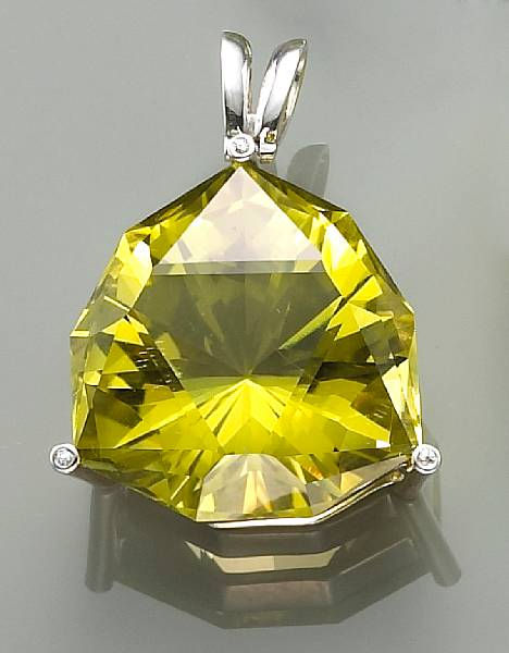 Lemon Citrine (Brazil)
