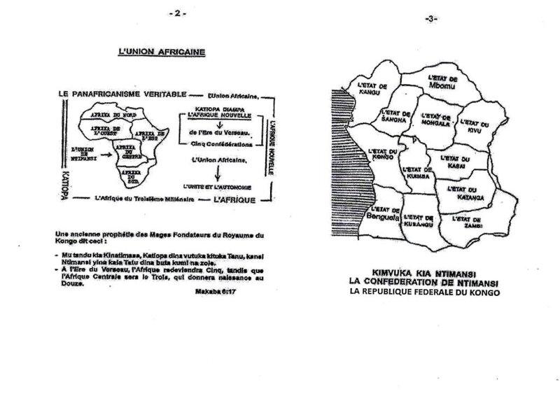 LA CAISSE D'ENTRAIDE DU PEUPLE KONGO b
