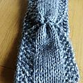 tuto tricot, diy headband, tricoter un bandeau bis