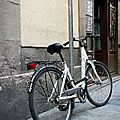 Barcelone - Barri Gotic, vélo_5042