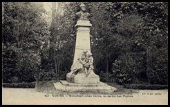Monument vernes nantes