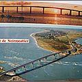 Ile de Noirmoutier - le pont