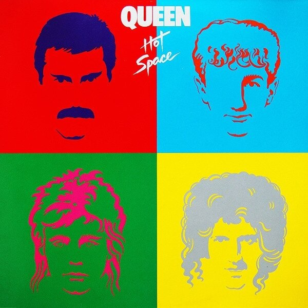 Quot Hot Space Quot Queen Rock Fever