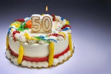 Anniversaire 50 ans