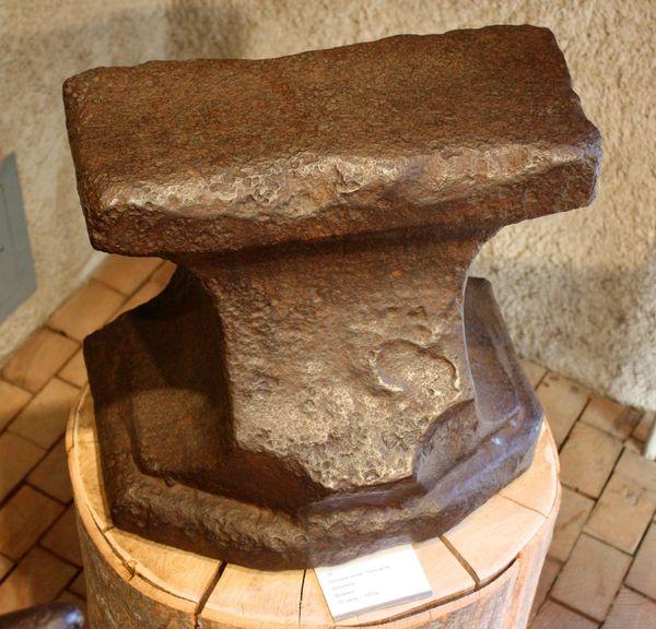 Enclume 13bis expo W Vallorbe 2012
