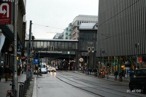 Bahnhof Berlin Friedrichstrasse - Berlin