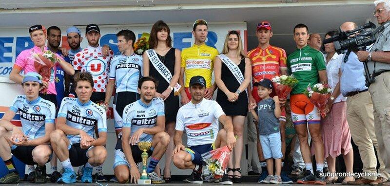 Td 2015 podium final