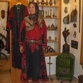 Tenue traditionnelle Syrienne
