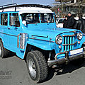 Willys jeep wagon 1954-1960