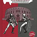 BD-couverture Le glaive de Burdigala
