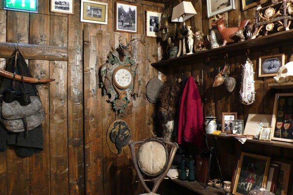 musee de la chasse Cabinet_Sommer