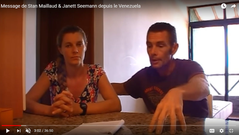 2018-08-26 19_13_49-Message de Stan Maillaud & Janett Seemann depuis le Venezuela - YouTube