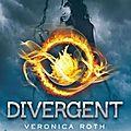 Divergent, tome 1, écrit par veronica roth