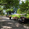 Suite et fin de la visite du parc glover à nagasaki ...