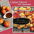 Confiture d'abricots à la cassonade