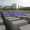 Mon top 10 berlin depuis 1945: n°7: mémorial aux juifs assassinés d'europe