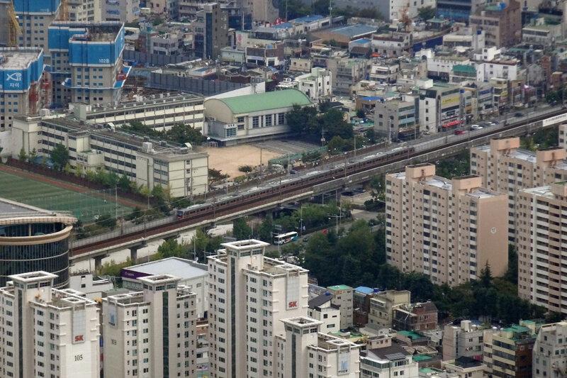 Métro de Busan