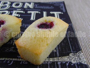 financiers framboises 07