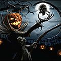 Halloween - une tradition anglo celte...