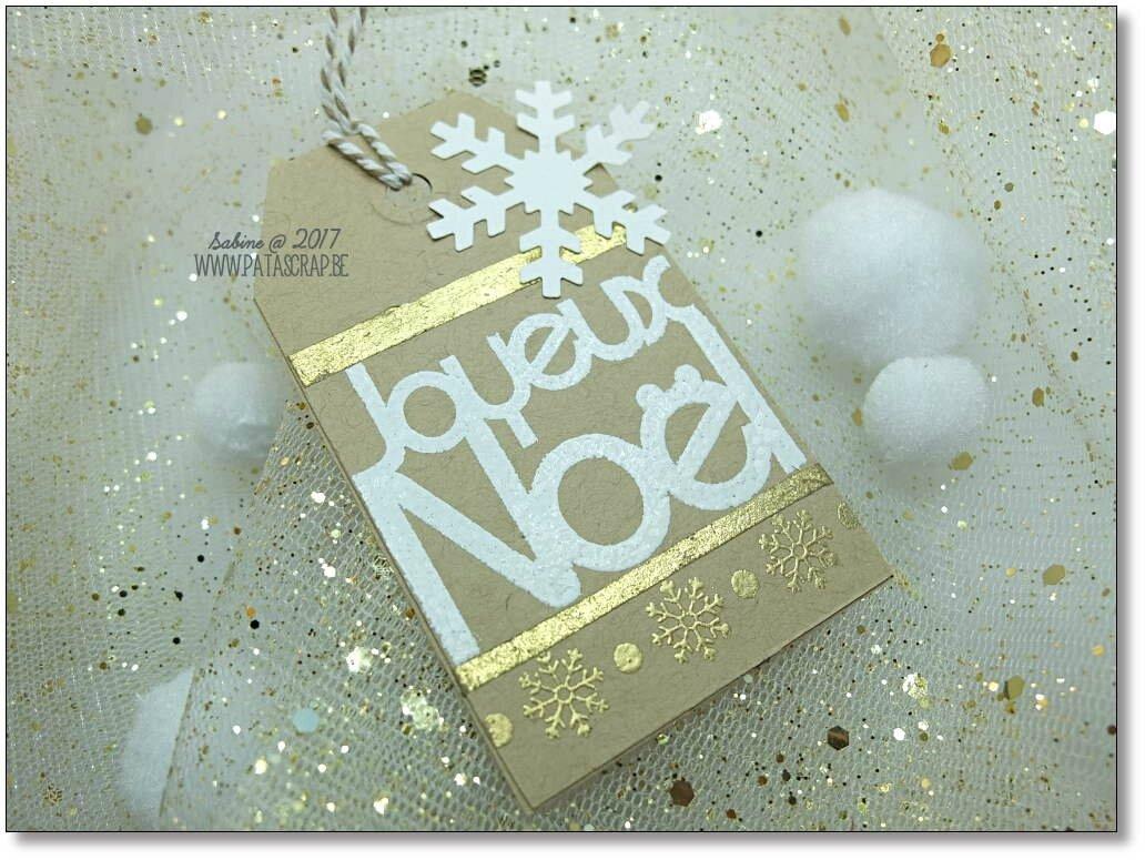 étiquettes Noël 01