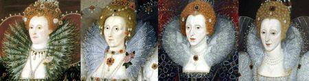 Elisabeth - années 1590
