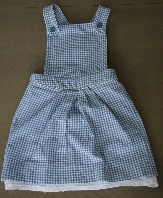 Jupe robe Mini-perle (2)