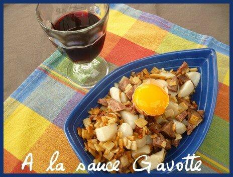 Po l e de crozets de sarrasin l 39 andouille de vire et aux st jacques a la sauce gavotte - Cuisine et sante saint gaudens ...