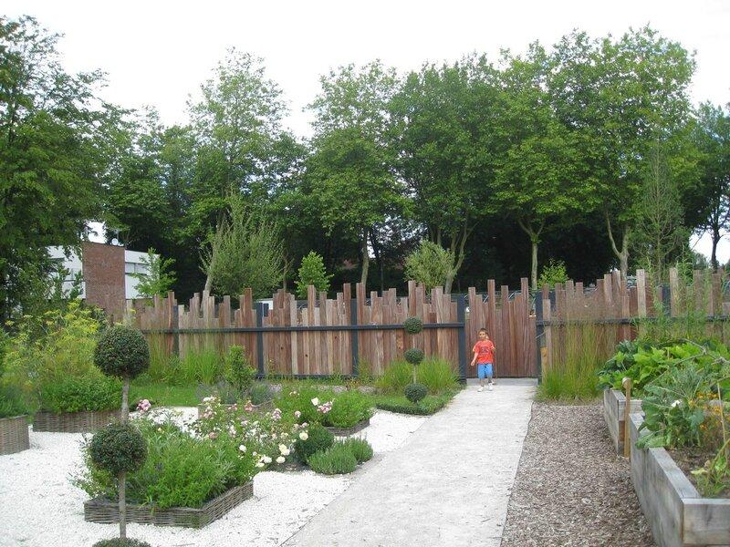 jardin potager Mallet-Stevens