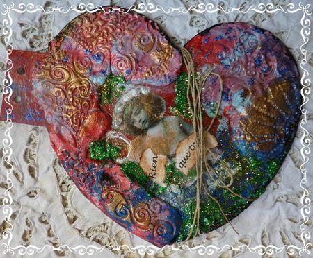 coeur février 2 heart journal