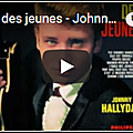 L'idole des jeunes - johnny hallyday (partition - sheet music)