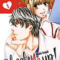 |manga| check me up, tome 1 de maki enjoji