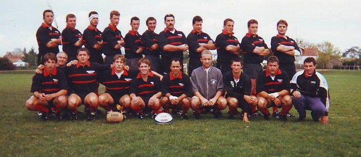 Octobre 1998, Equipe B