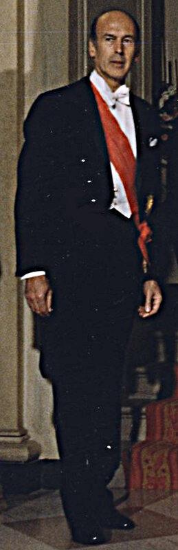 1981-Valery Giscard d Estaing