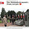 Vire 1944-2018