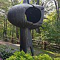 Sculpture 05 Toronto (Génie créateur de l'homme)