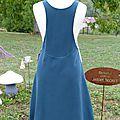 2015-09 robe-tablier Pour voler de ses popres ailes avec Noémi