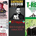 Avignon off 2019 : nos 5 premiers gros coups de coeur!!