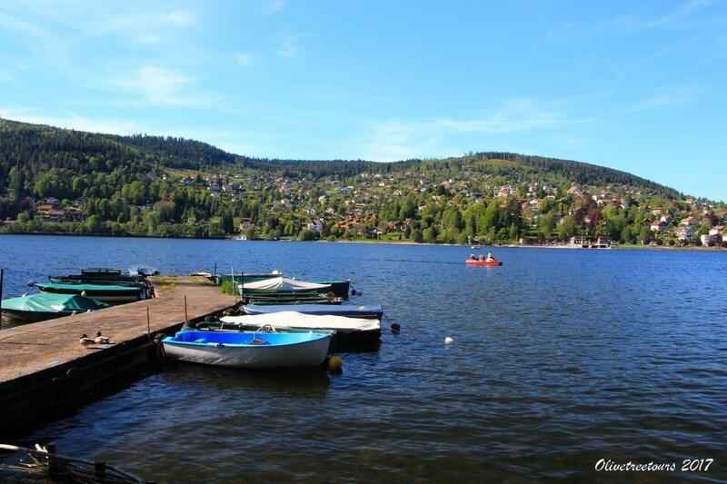 Lac de Gérardmer / Lake of Gerardmer