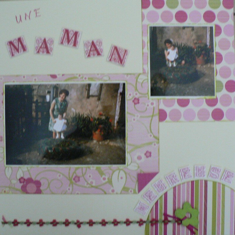 05. Une maman heureuse