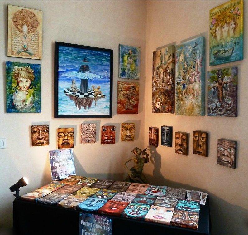 Atelier du Lutins 2011-2012-2013