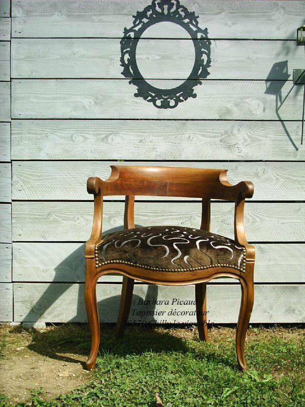 fauteuil louis philippe après